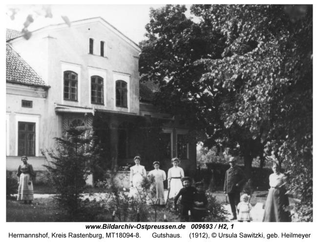 Hermannshof, Gutshaus