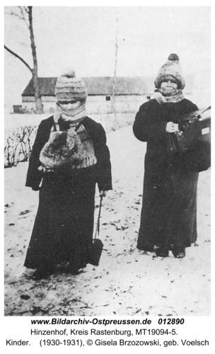 Hinzenhof, Kinder