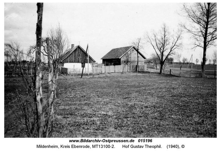 Mildenheim, Hof Gustav Theophil