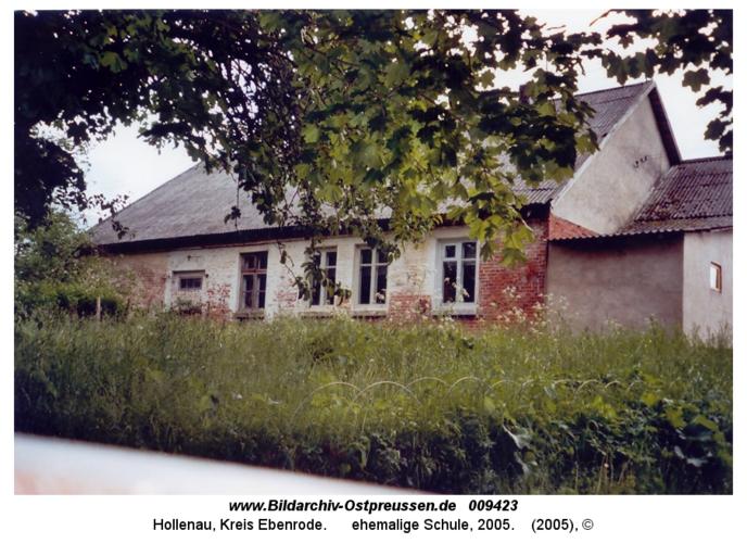 Hollenau, ehemalige Schule, 2005