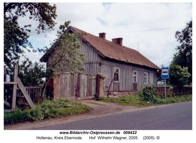 Hollenau, Hof Wilhelm Wagner, 2005