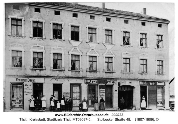 Tilsit, Stolbecker Straße 48