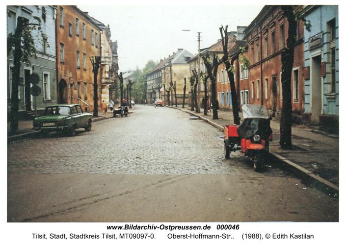 Tilsit, Oberst-Hoffmann-Str.