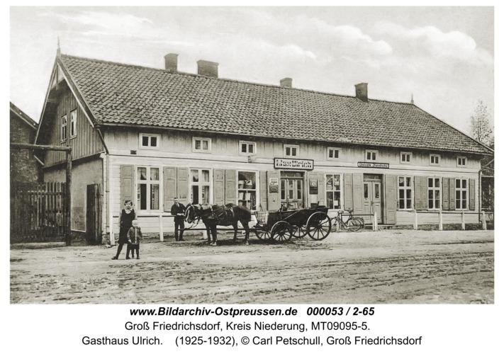 Groß Friedrichsdorf, Gasthaus Ulrich
