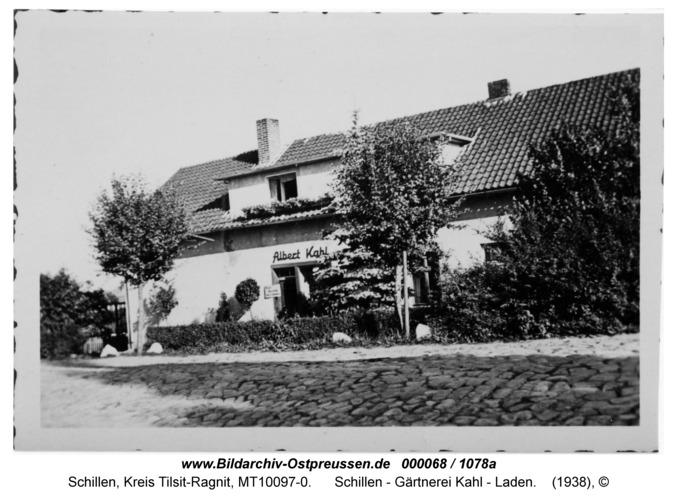 Schillen, Gärtnerei Kahl - Laden