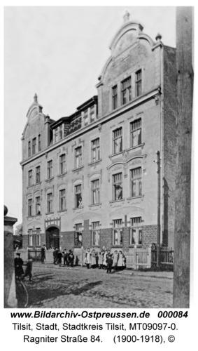 Tilsit-Preußen, Ragniter Straße 84
