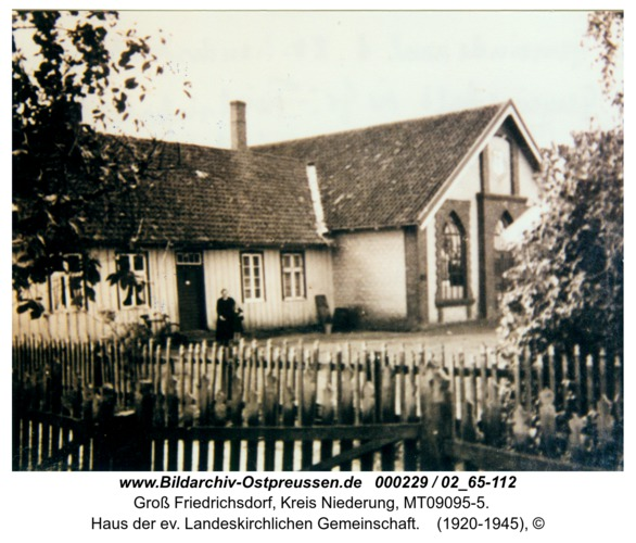 Groß Friedrichsdorf, Haus der ev. Landeskirchlichen Gemeinschaft