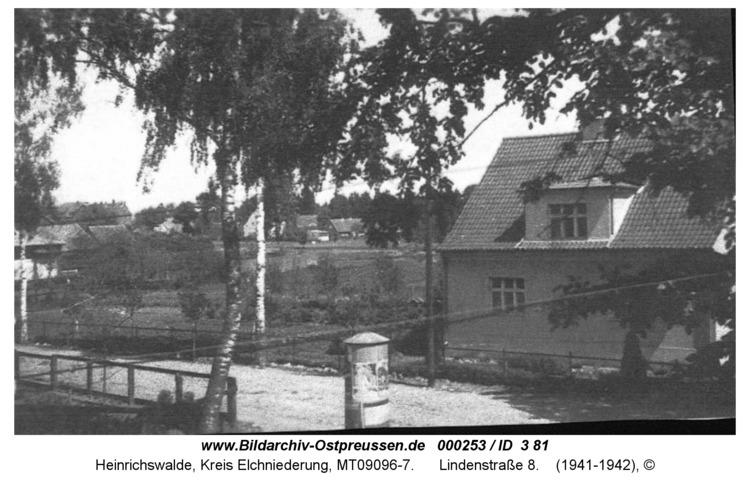 Heinrichswalde, Lindenstraße 8