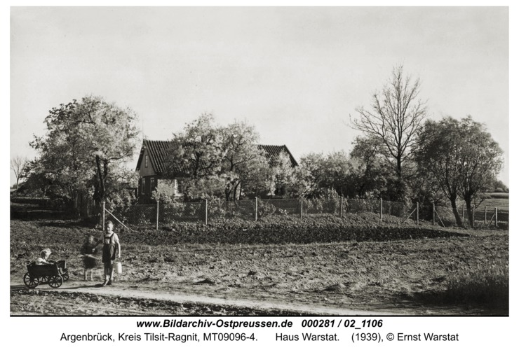 Argenbrück, Haus Warstat