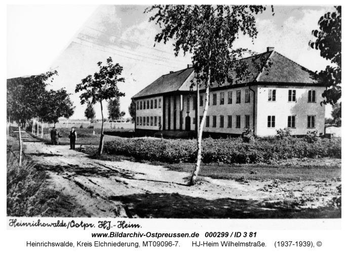 Heinrichswalde, HJ-Heim Wilhelmstraße