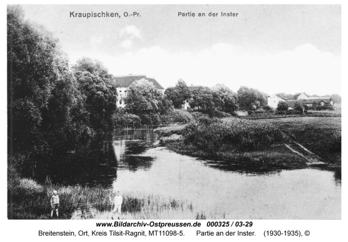Breitenstein, Partie an der Inster