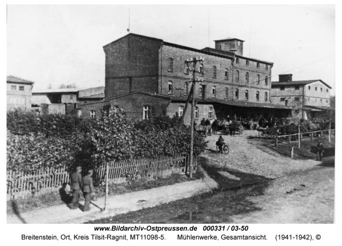 Breitenstein, Mühlenwerke, Gesamtansicht