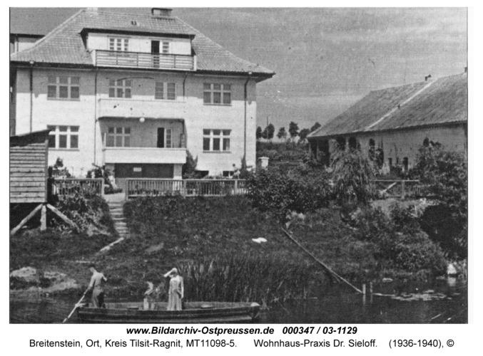 Breitenstein, Wohnhaus-Praxis Dr. Sieloff