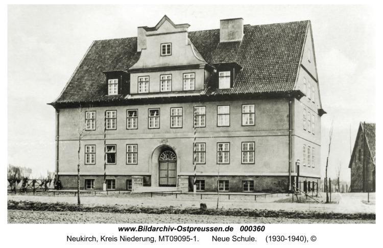 Neukirch, Neue Schule
