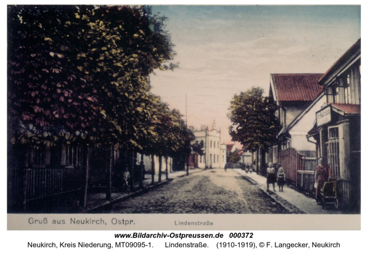 Neukirch, Lindenstraße