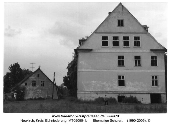 Neukirch, Ehemalige Schulen