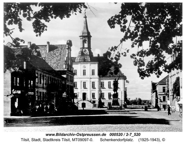 Tilsit, Schenkendorfplatz