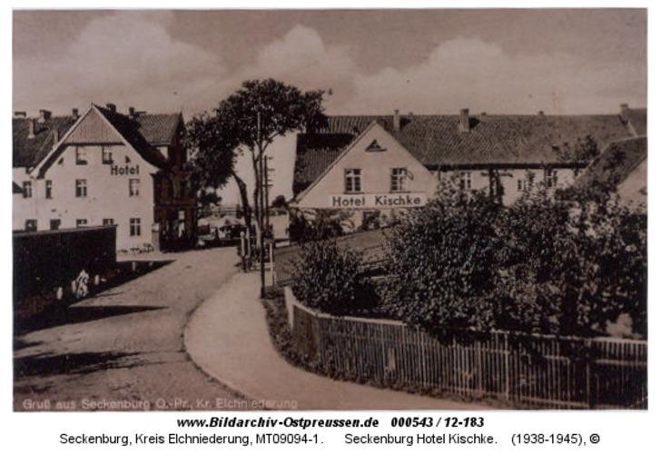 Seckenburg, Hotel Kischke