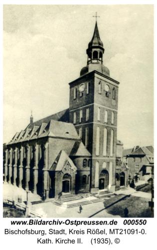 Bischofsburg, Kath. Kirche II