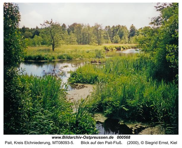 Pait, Blick in den Elchwald