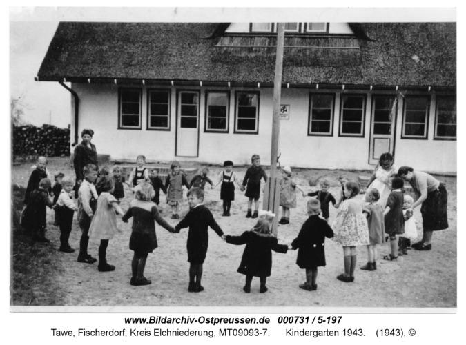 Tawe, Kindergarten 1943