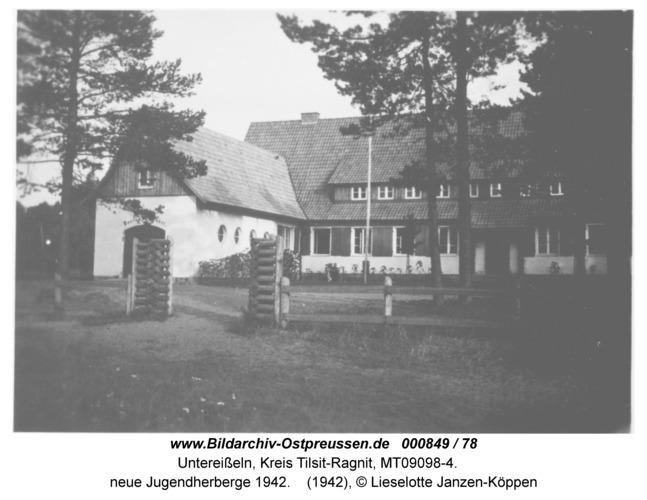 Unter-Eisseln, neue Jugendherberge 1942