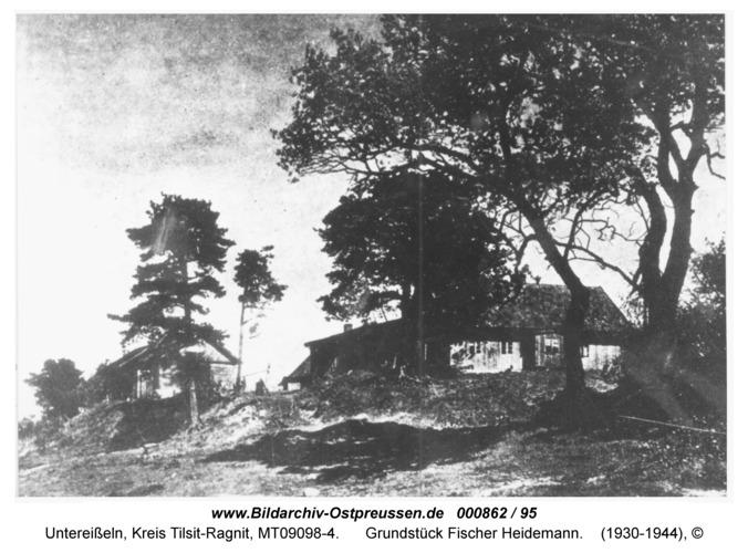 Unter-Eisseln, Grundstück Fischer Heidemann