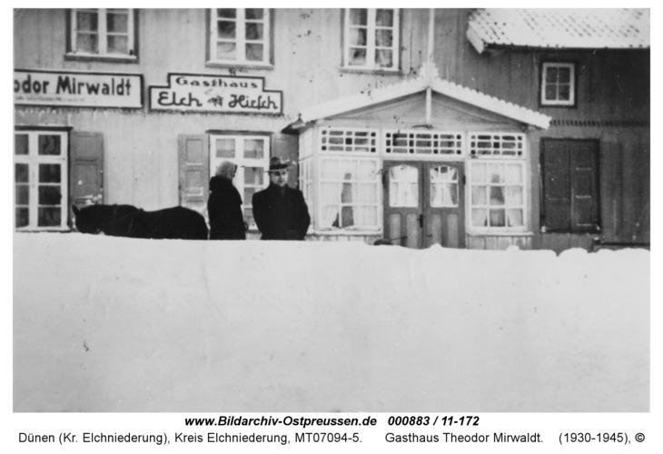 Dünen, Gasthaus Theodor Mirwaldt