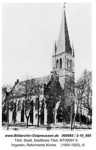 Tilsit, Irrgarten, Reformierte Kirche