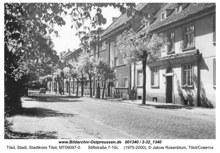 Tilsit, Stiftstraße 7-10c