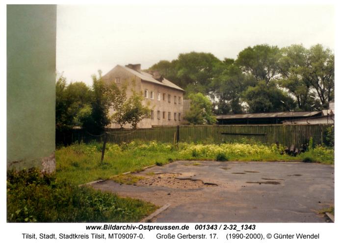 Tilsit, Große Gerberstr. 17