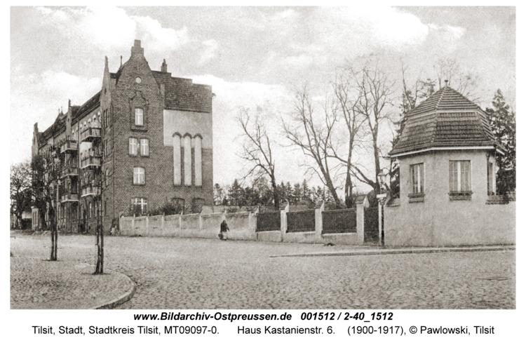 Tilsit, Haus Kastanienstr. 6