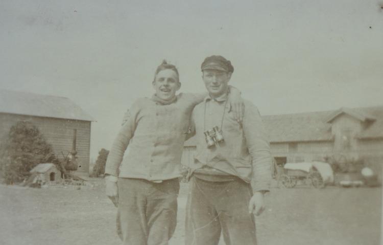 Stellwagen, Anwesen Paul und Ida Killat