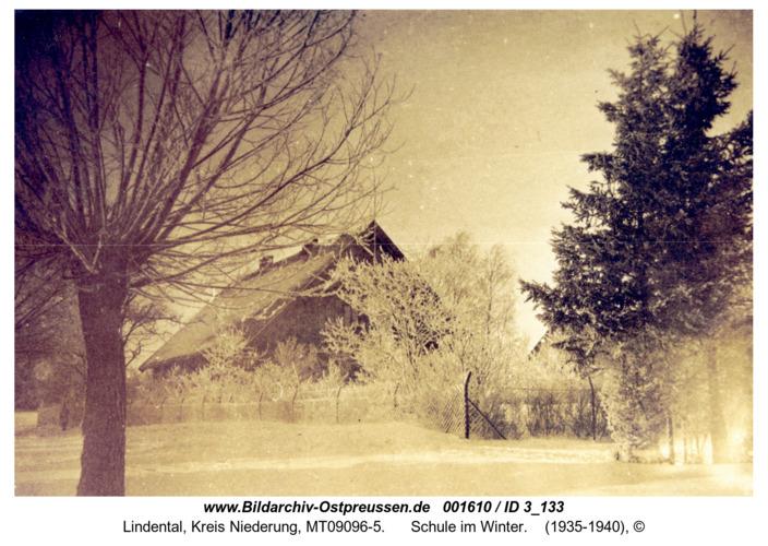 Lindental, Schule im Winter