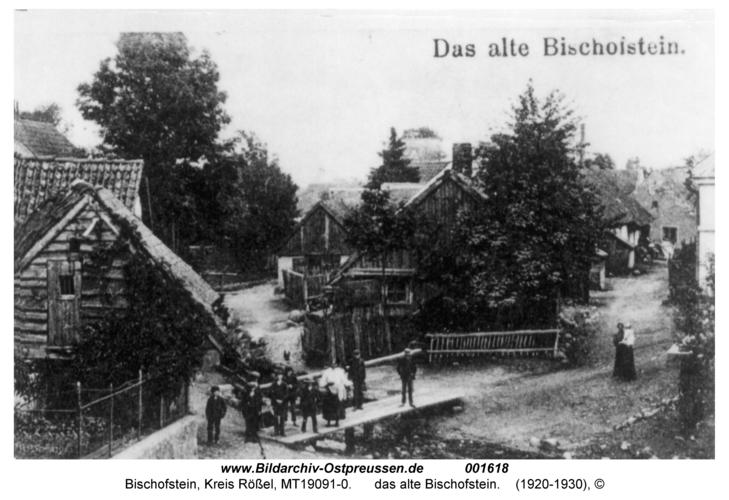Bischofstein, das alte Bischofstein