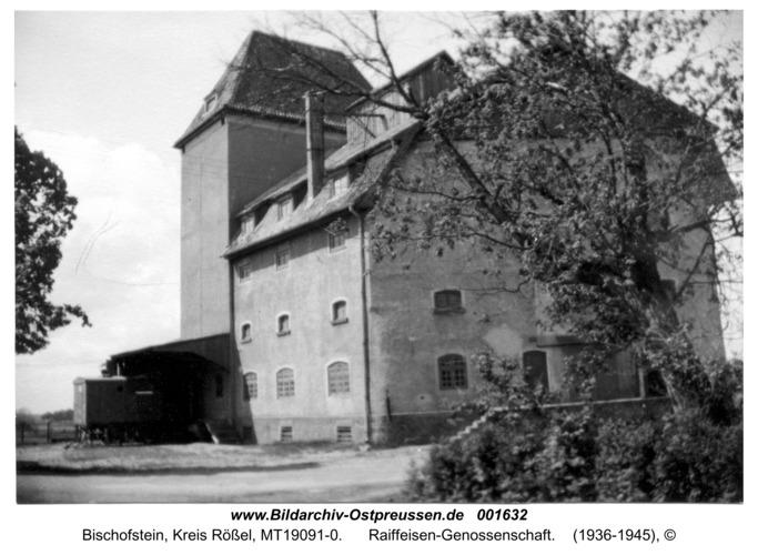 Bischofstein, Raiffeisen-Genossenschaft