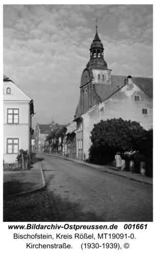 Bischofstein, Kirchenstraße