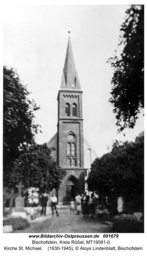 Bischofstein, Kirche St. Michael