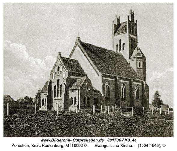 Korschen, evangelische Kirche