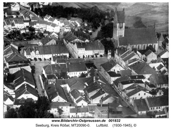Seeburg, Luftbild