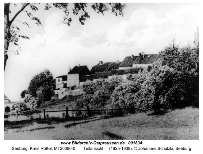 Seeburg, Teilansicht