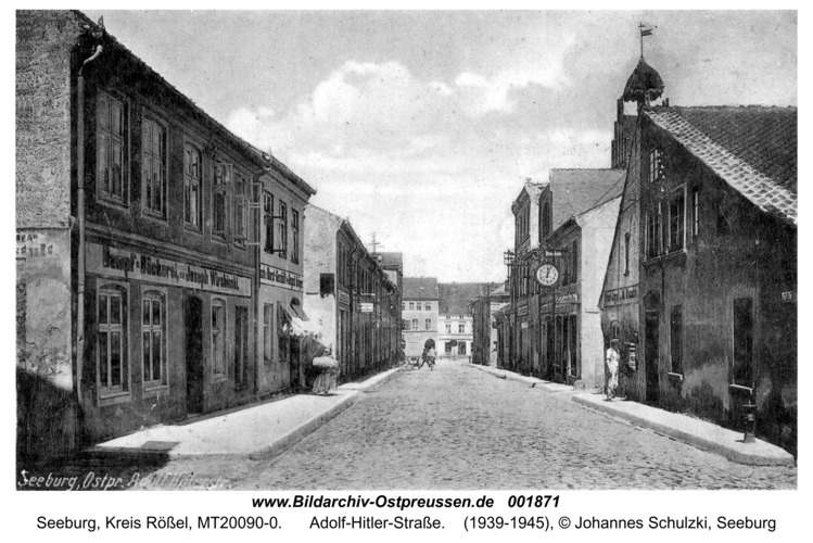 Seeburg, Adolf-Hitler-Straße