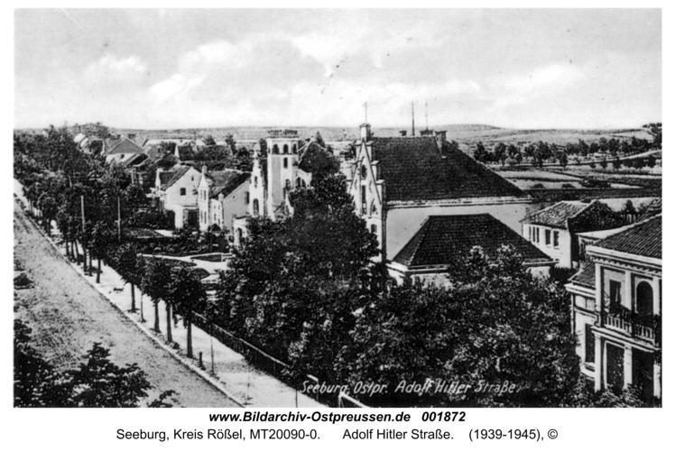 Seeburg, Adolf Hitler Straße