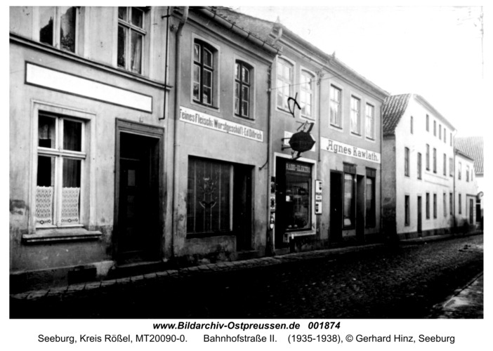 Seeburg, Bahnhofstraße II