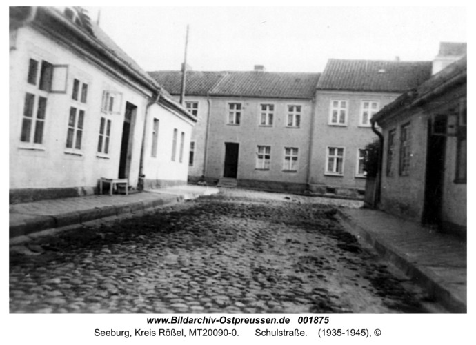 Seeburg, Schulstraße