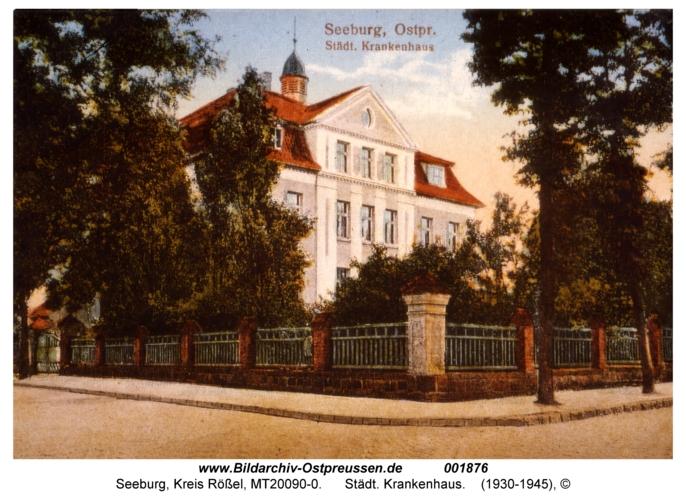 Seeburg, Städt. Krankenhaus