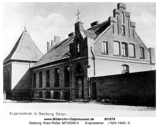 Seeburg, Erzpriesterei