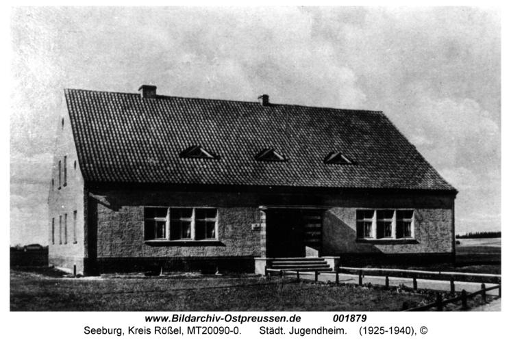 Seeburg, Städt. Jugendheim