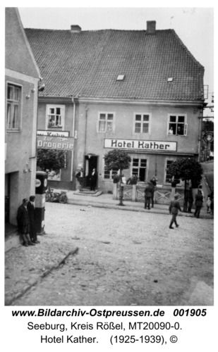 Seeburg, Hotel Kather