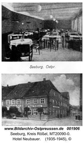 Seeburg, Hotel Neubauer